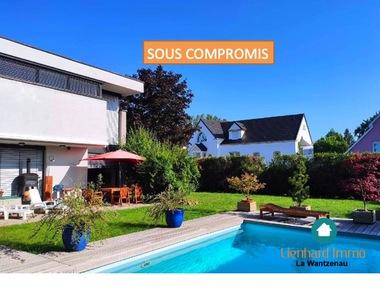 Vente Maison 7 pièces 187m² La Wantzenau (67610) - photo