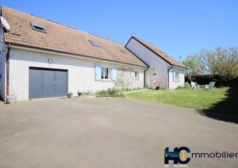 Vente Maison 7 pièces 184m² Saint-Cyr (71240) - Photo 1
