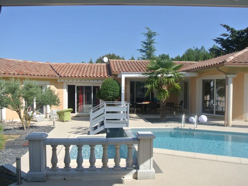 Vente Maison 6 pièces 167m² Génissieux (26750) - photo