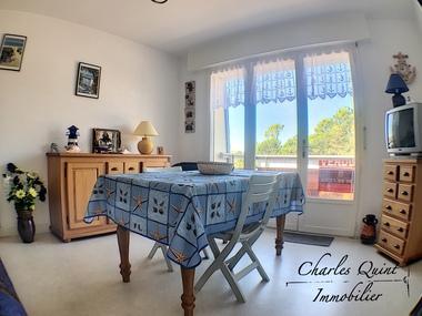Vente Appartement 2 pièces 36m² Cucq (62780) - photo