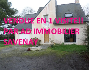 Vente Maison 6 pièces 130m² Prinquiau (44260) - photo