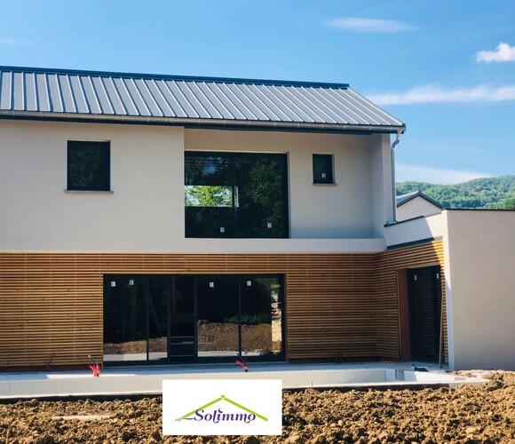 Vente Maison 5 pièces 121m² Saint-Alban-Leysse (73230) - photo