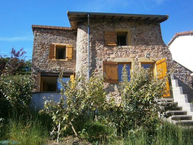 Vente Maison 3 pièces 90m² Cours-la-Ville (69470) - photo