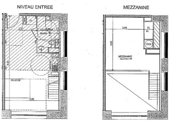 Renting Apartment 2 rooms 39m² Grenoble (38000) - photo 2