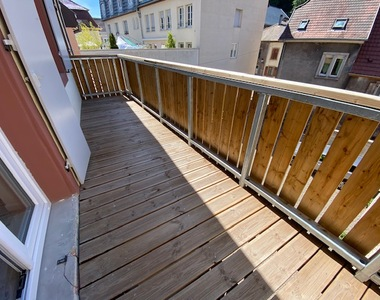 Location Appartement 4 pièces 85m² Thann (68800) - photo