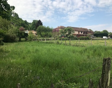 Vente Terrain 1 256m² Thodure (38260) - photo