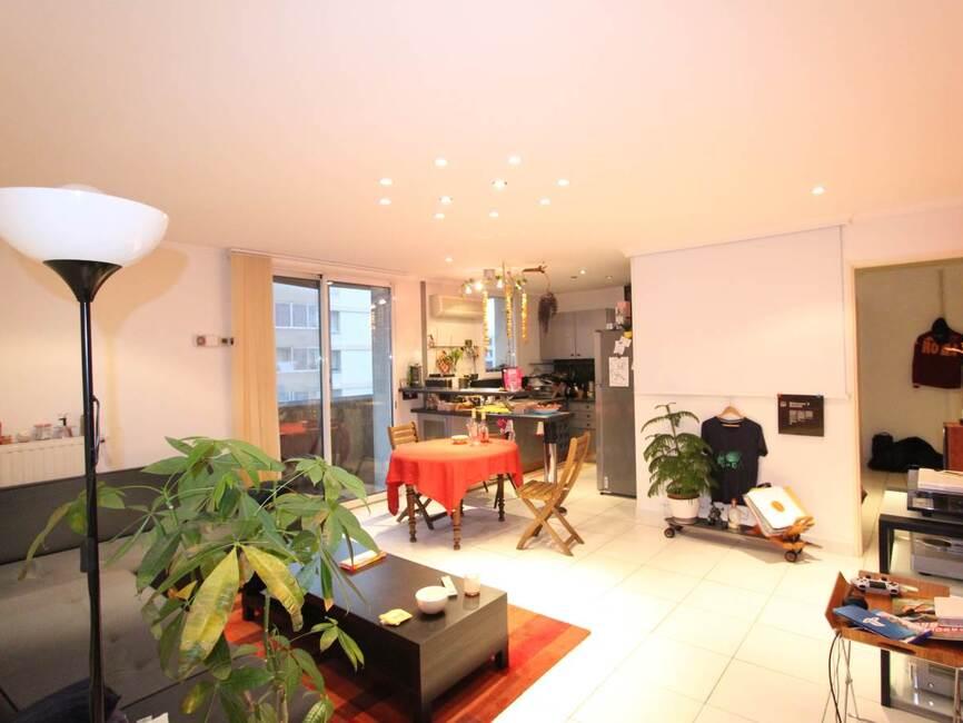 vente appartement 3 pi ces grenoble 38100 454641. Black Bedroom Furniture Sets. Home Design Ideas
