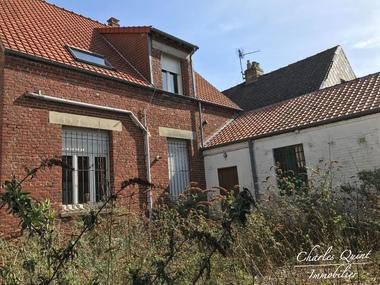 Vente Maison 7 pièces 118m² Beaurainville (62990) - photo