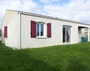 Vente Maison 4 pièces 92m² Benon (17170) - photo