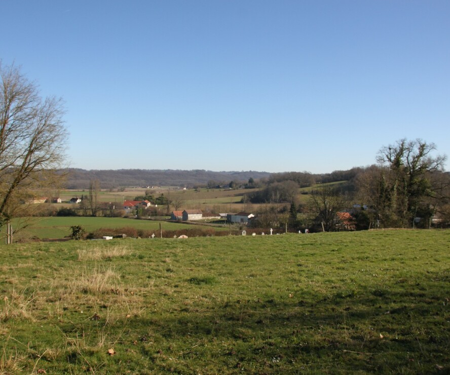 Sale Land 2 146m² Poursiugues-Boucoue (64410) - photo