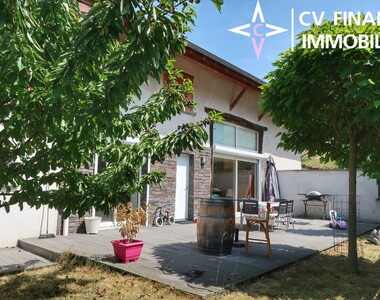 Vente Maison 4 pièces 90m² Saint-Cassien (38500) - photo