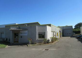Location Local industriel 922m² Saint-Laurent-de-Mure (69720) - photo