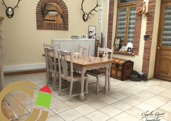 Sale House 4 rooms 145m² Fruges (62310) - photo