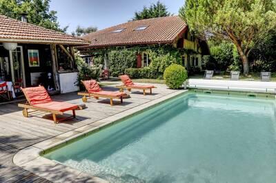 Vente Maison 10 pièces 320m² Soustons (40140) - photo