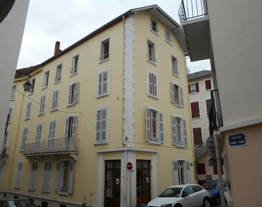 Location Appartement 1 pièce 16m² Vichy (03200) - photo