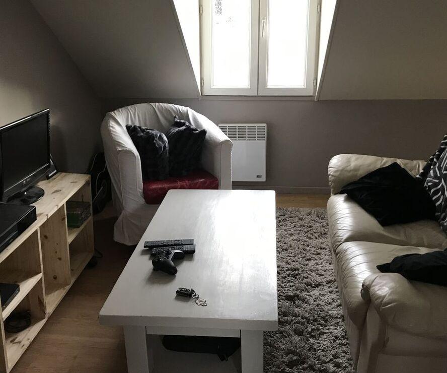 Vente Appartement 1 pièce 35m² Le Havre (76600) - photo