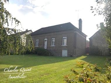 Vente Maison 4 pièces 92m² Beaurainville (62990) - photo