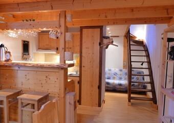 Vente Appartement 2 pièces 29m² Saint-Gervais-les-Bains (74170) - photo 2