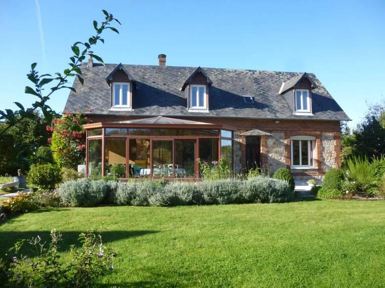 Vente Maison 6 pièces 217m² 4 km VEULES les ROSES - photo