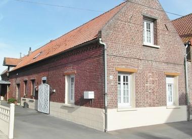Vente Maison 6 pièces 117m² Courcelles-le-Comte (62121) - photo