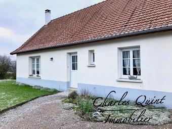 Vente Maison 6 pièces 177m² Montreuil (62170) - Photo 1
