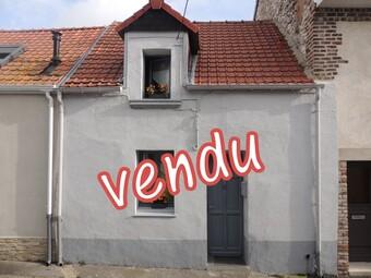 Vente Maison 4 pièces 54m² Étaples (62630) - photo