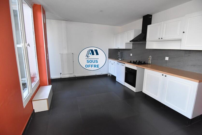 Vente Appartement 6 pièces 115m² Saint-Martin-d'Hères (38400) - photo
