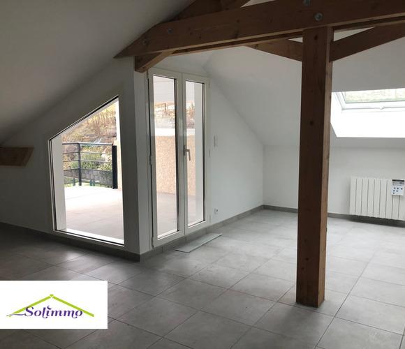 Location Appartement 2 pièces 62m² Voiron (38500) - photo