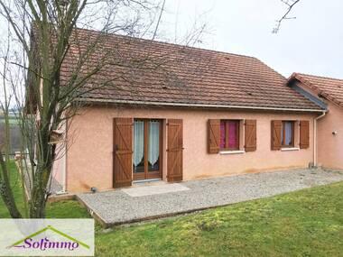 Vente Maison 100m² Le Pont-de-Beauvoisin (73330) - photo