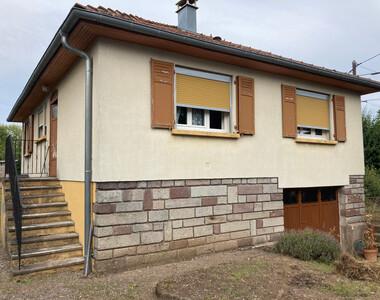 Vente Maison 4 pièces 70m² Froideconche (70300) - photo