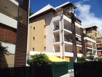 Location Appartement 2 pièces 38m² Saint-Denis (97400) - photo