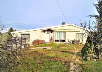 Vente Maison 4 pièces 94m² Saint-André-le-Gaz (38490) - Photo 1
