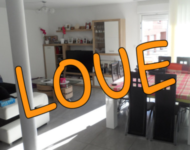 Location Appartement 5 pièces 90m² Bergholtz (68500) - photo