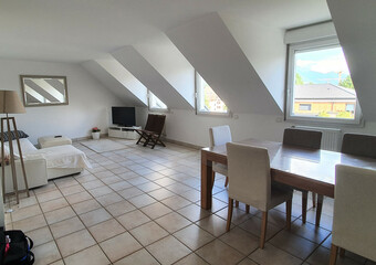 Sale Apartment 3 rooms 76m² Annecy-le-Vieux (74940) - photo