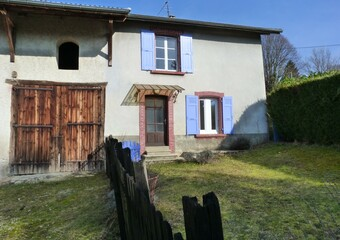 Vente Maison 85m² Bilieu (38850) - photo