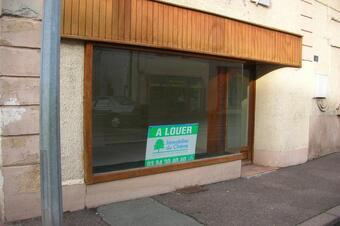 Location Bureaux 20m² Lure (70200) - photo