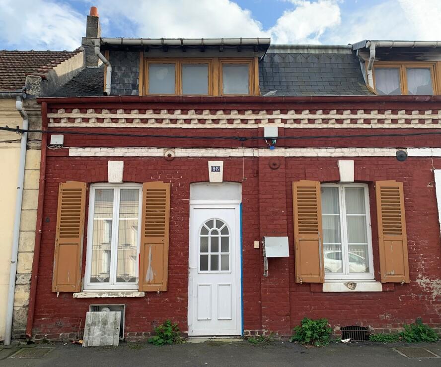 Vente Maison 4 pièces 89m² Chauny (02300) - photo