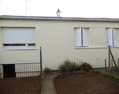 Vente Maison 4 pièces 76m² Parthenay (79200) - photo