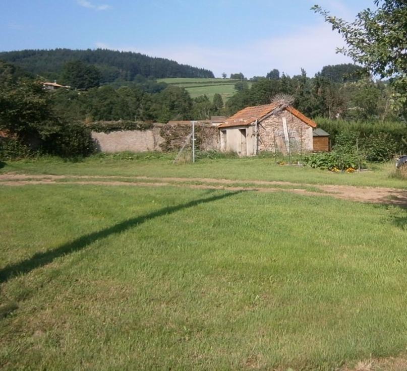 Vente Terrain 425m² Chauffailles (71170) - photo
