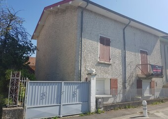 Vente Maison 4 pièces 140m² Coublevie (38500) - photo