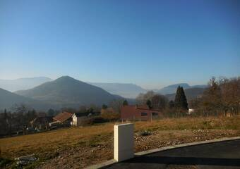 Vente Terrain 1 070m² Saint-Martin-d'Uriage (38410) - photo