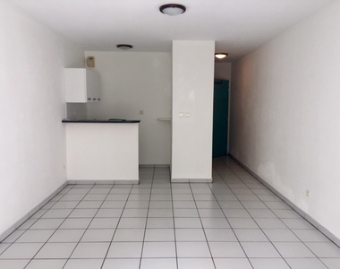Location Appartement 1 pièce 35m² Saint-Denis (97400) - photo