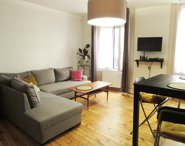 Location Appartement 2 pièces 50m² Saint-Étienne (42000) - photo