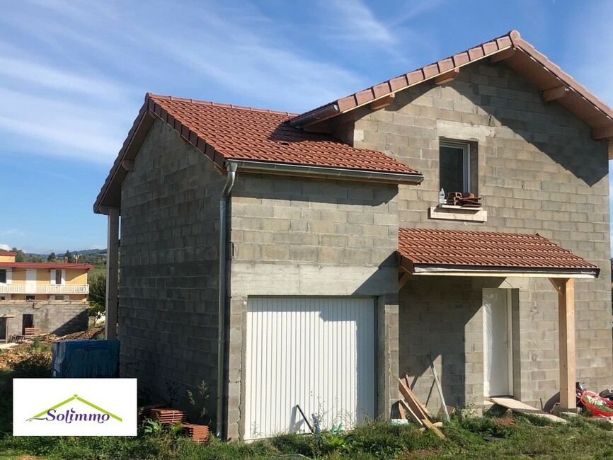 Vente Maison 4 pièces 85m² Le Pin (38730) - photo