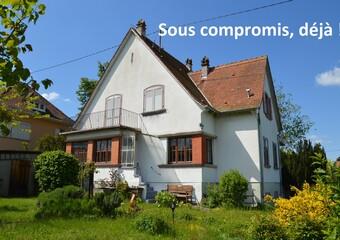 Vente Maison 7 pièces 167m² Dambach-la-Ville (67650) - photo
