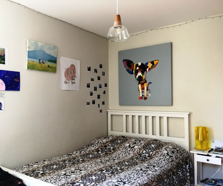 vente appartement 4 pi ces grenoble 38000 419314. Black Bedroom Furniture Sets. Home Design Ideas