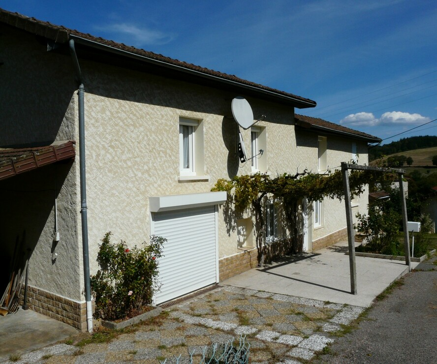 Vente Maison 115m² SECTEUR BOURG DE THIZY - photo