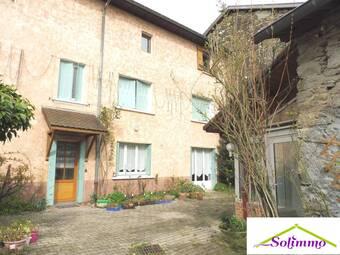 Vente Maison 9 pièces 215m² Cessieu (38110) - photo