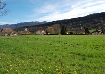 Vente Terrain 1 151m² Saint-Pierre-de-Curtille (73310) - photo