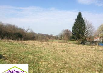 Vente Terrain 1 100m² Les Abrets (38490) - photo